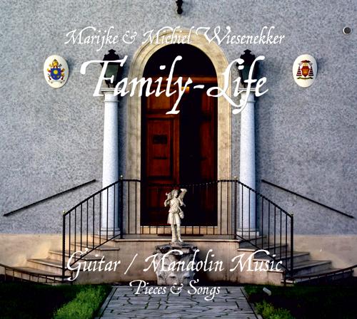 album cover: Family Life 2020